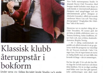 GALORE intervju juni 2011