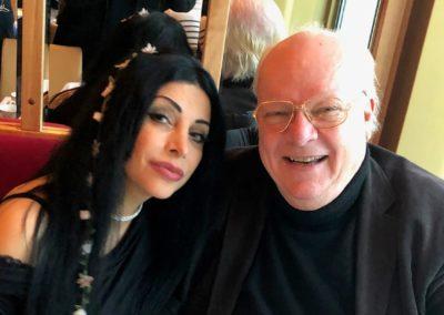 LH med vackra Komikern Zinat Pirzadeh