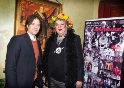 Markus von Valter och LH, Foto Claes Hall