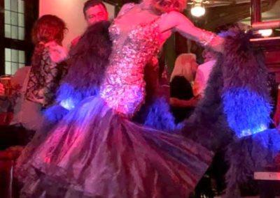 Tinus fra CPH dansar loss