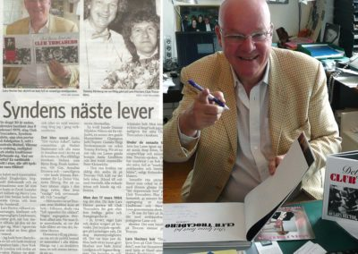 Skånska Dagbladet 30 maj 2011